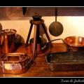 Cupper pots
