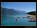 Touristic lake