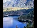 Mountain lake #01
