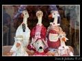 Ducks in shop windows