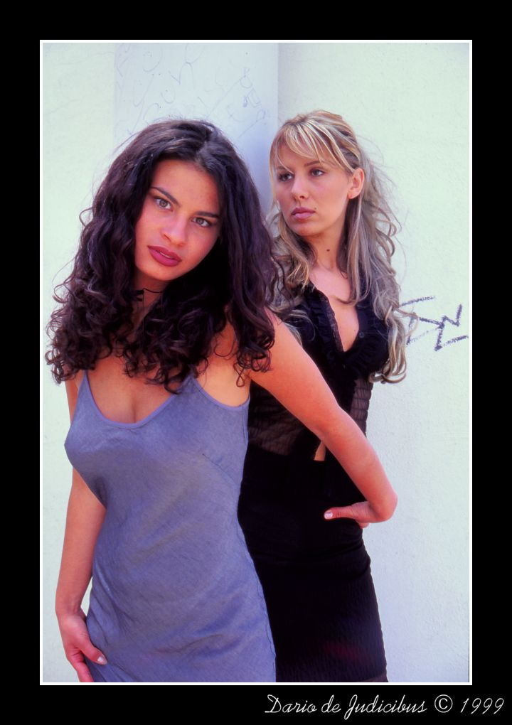 Gemma & Silvia #01