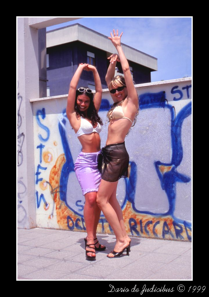 Gemma & Silvia #05