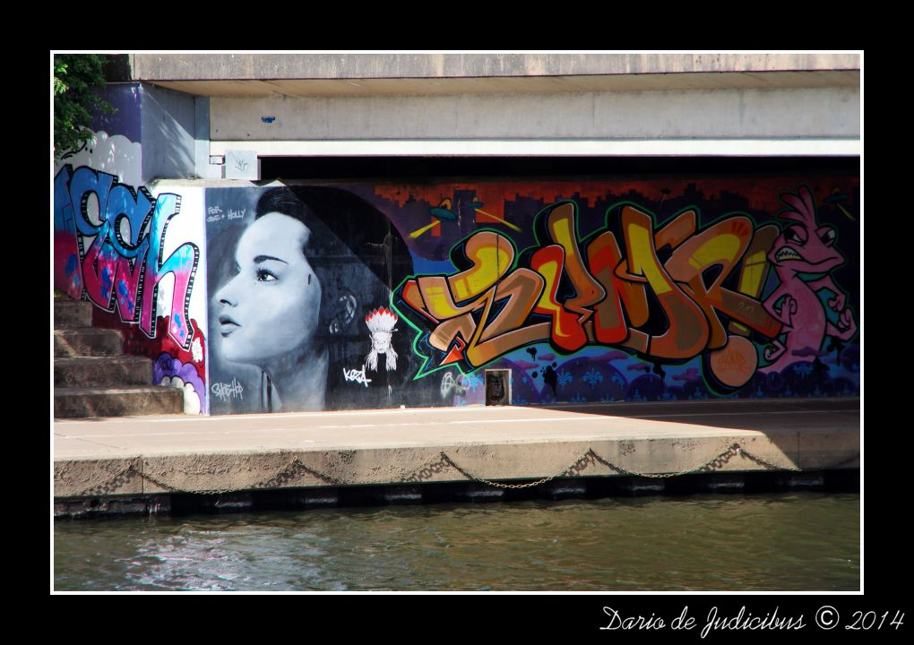 Street Art - Bridge