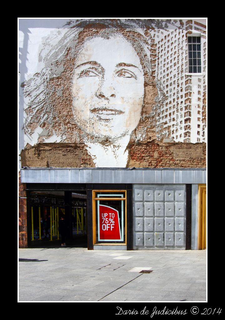 Street Art - Portrait