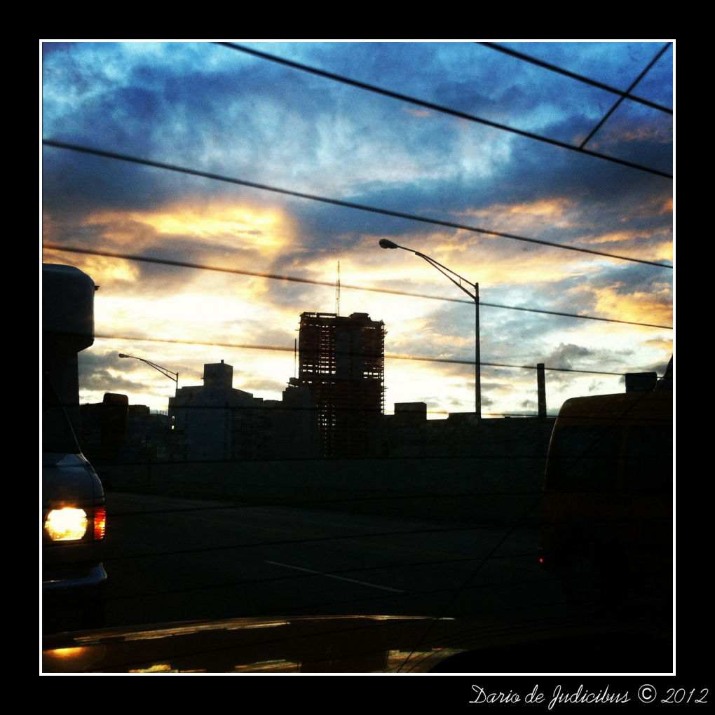 Sunset Sky #01