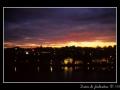 Town on night #02